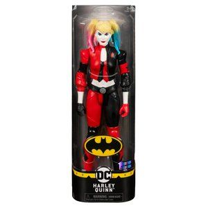 """Spin Master Harley Quinn 12"""" Action Figure 1st"""
